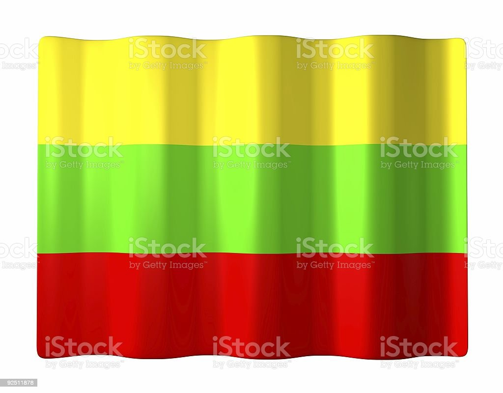 Lithuania royalty-free stock photo