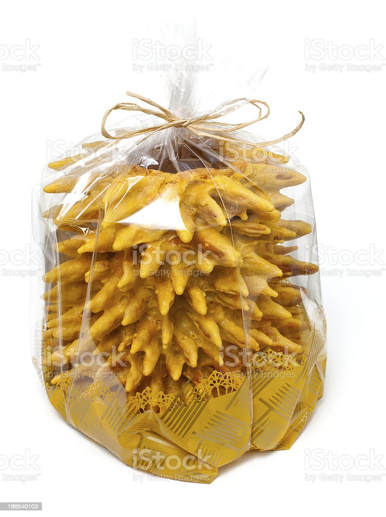 lithuanian traditional cake royalty-free stock photo