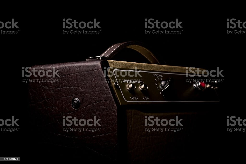 little amp stock photo