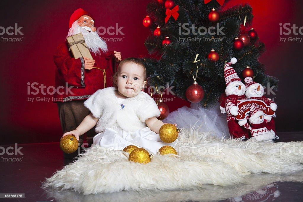 Kleines baby Lizenzfreies stock-foto