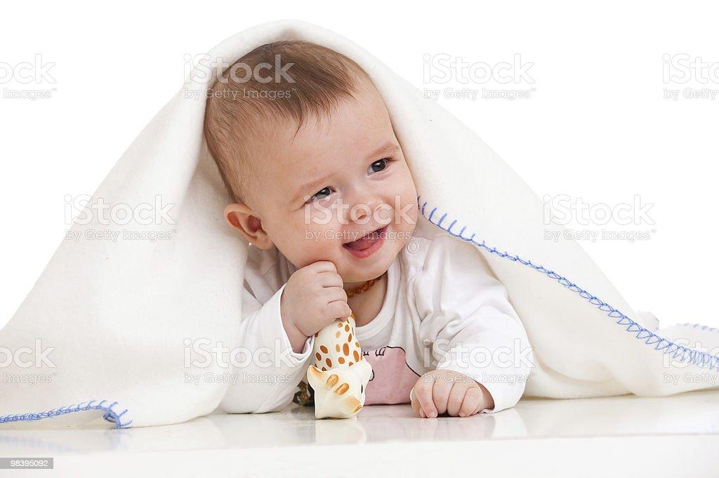 little babyboy stock photo