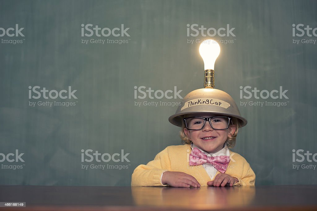 Little Big Ideas stock photo