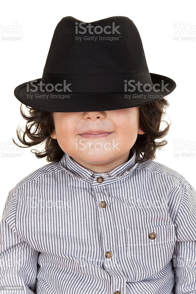 little boy smiling royalty-free stock photo