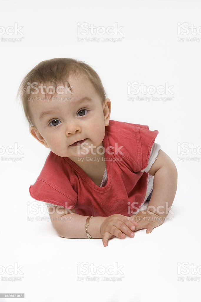 Little cute Baby royalty-free stock photo