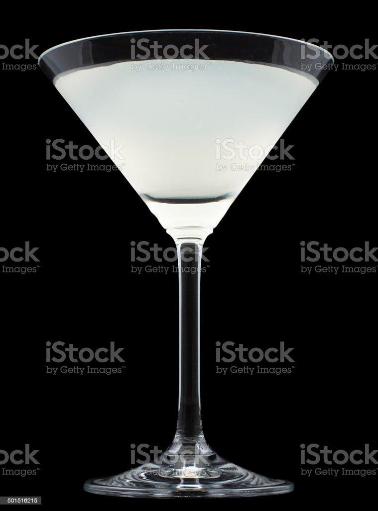 Little Devil cocktail stock photo