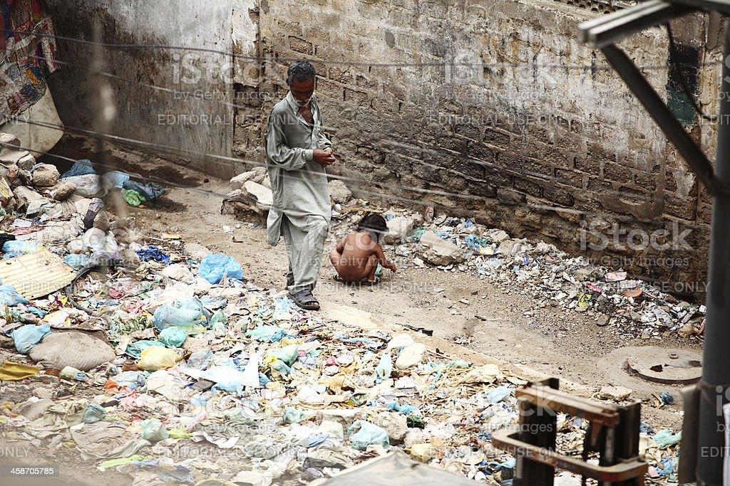 Garbage dump nude pics