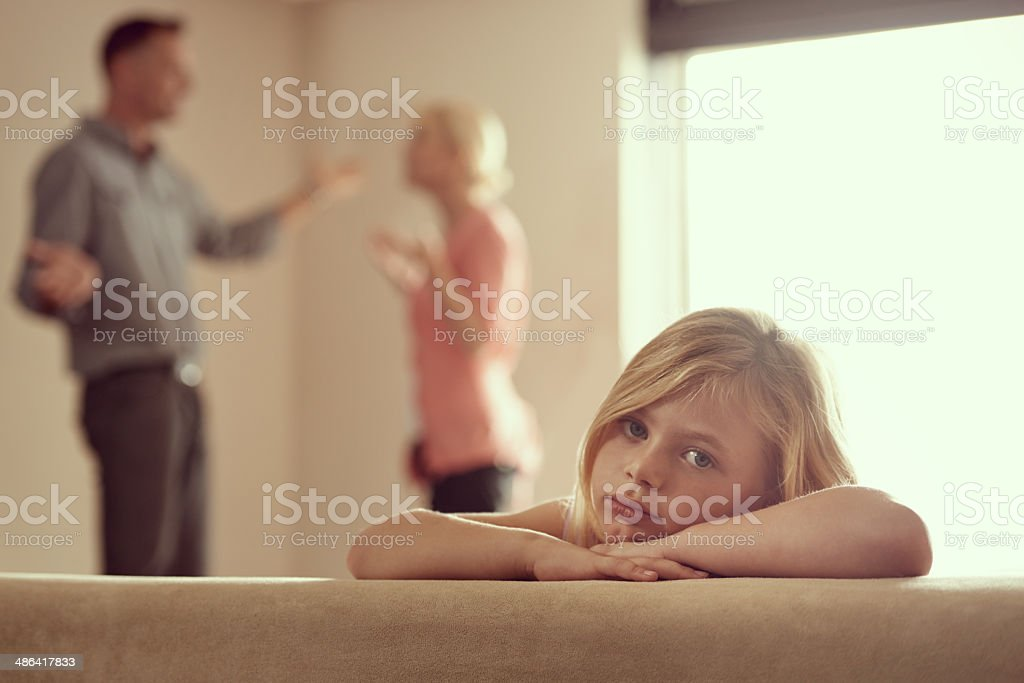 I hope they work it out stock photo
