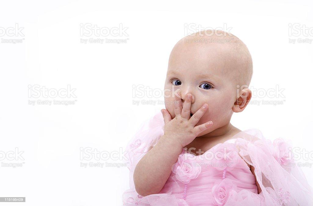 little girl portraits royalty-free stock photo