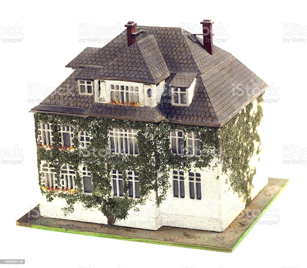 little home model royalty-free stock photo