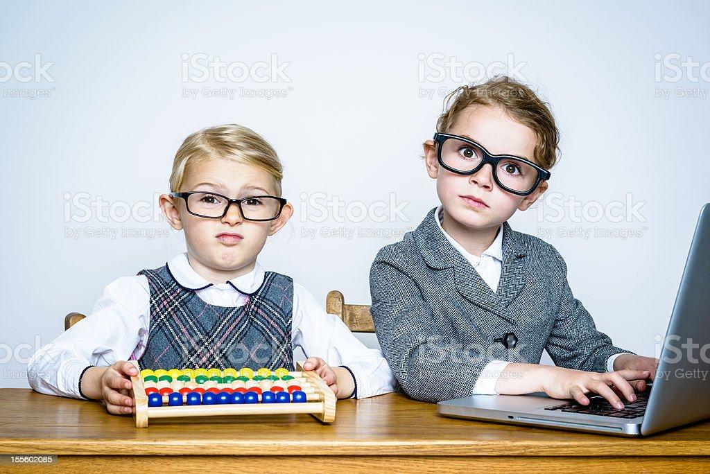 Little Management Consultants stock photo