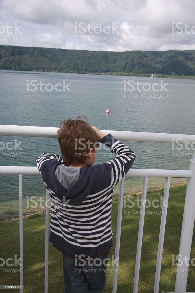 little mariner stock photo