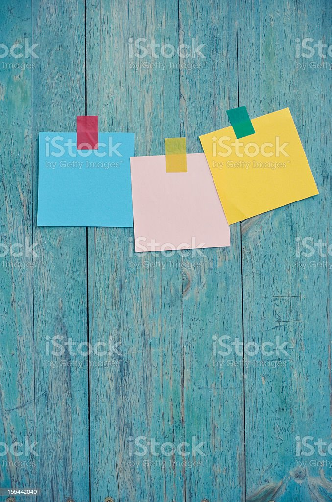 little note royalty-free stock photo