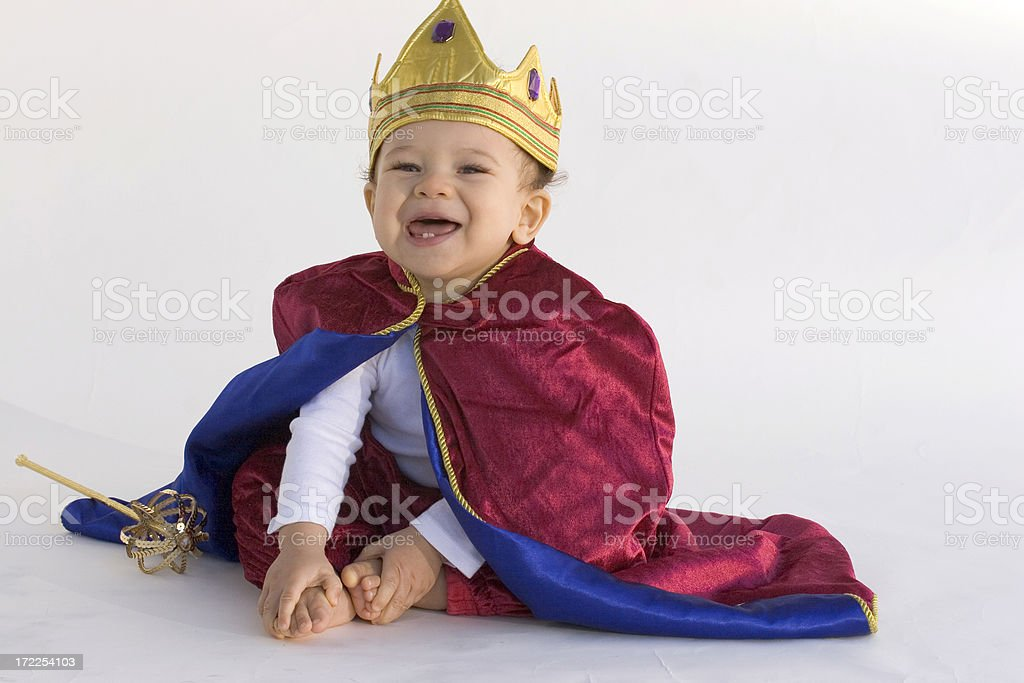 Little Prince stock photo