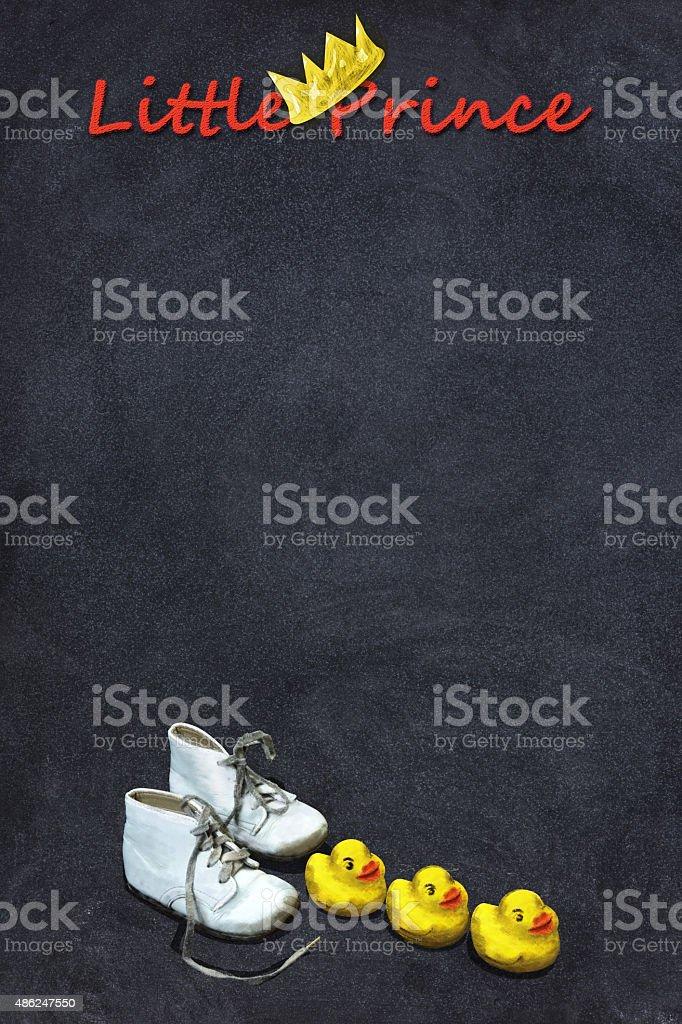 Little Prince. stock photo