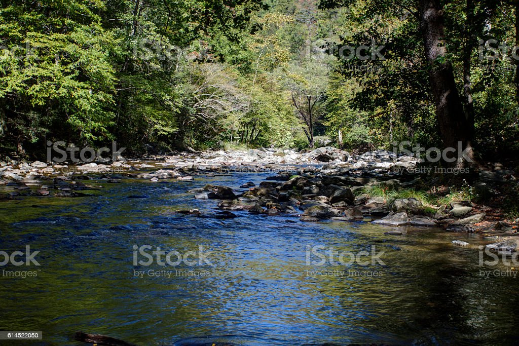 Little River 101601 stock photo