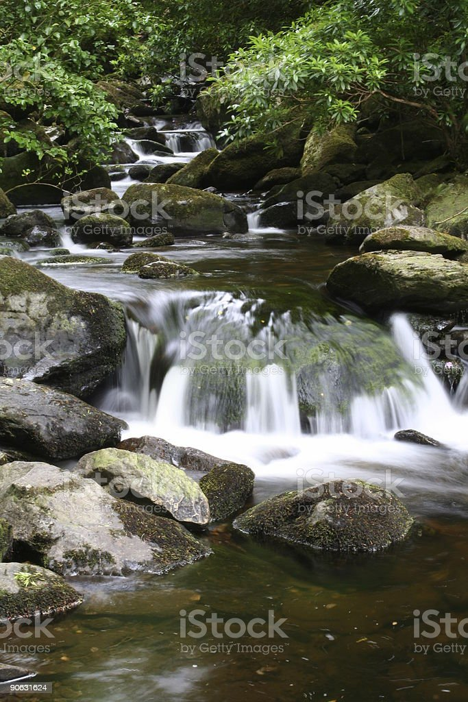 Little River in Ireland royalty-free stock photo