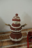 Little snowman figurine