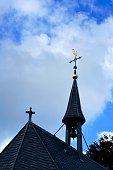 little steeple in Amersfoort