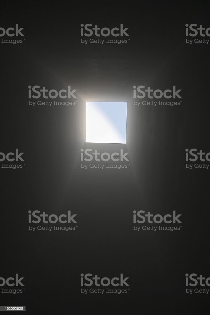 Little windos stock photo
