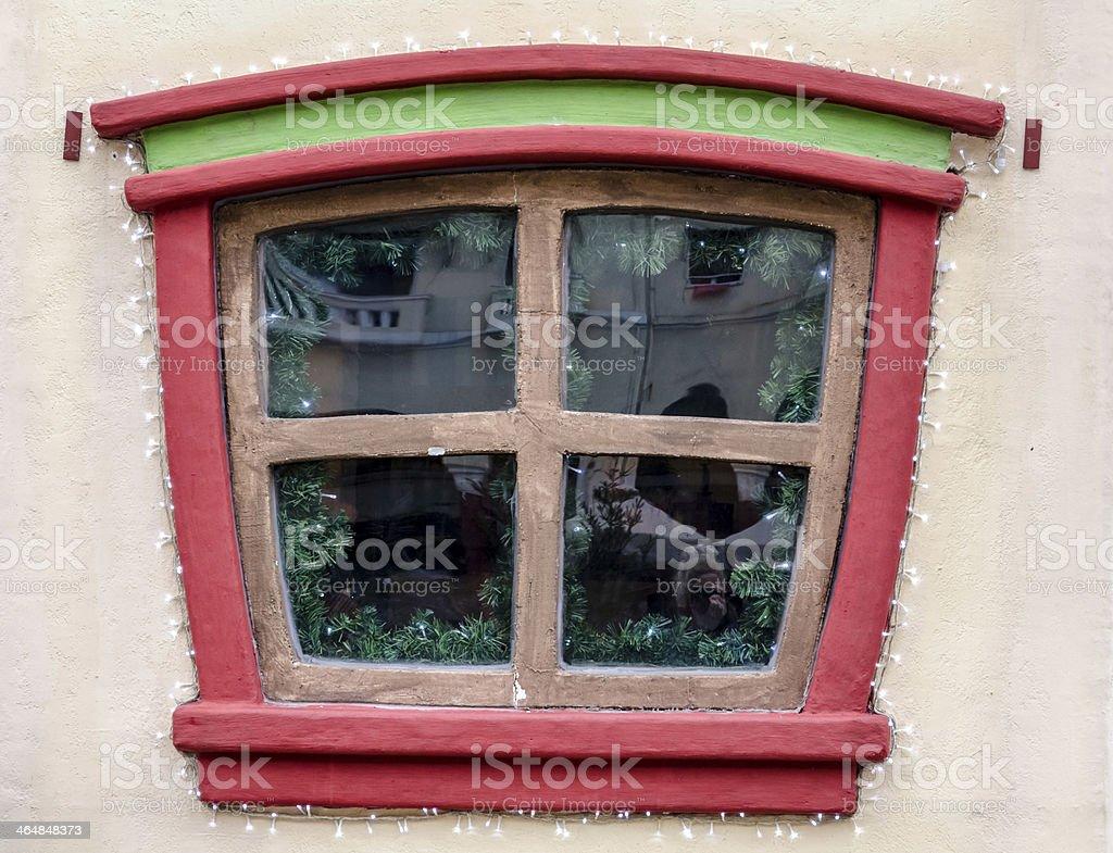Little window. stock photo