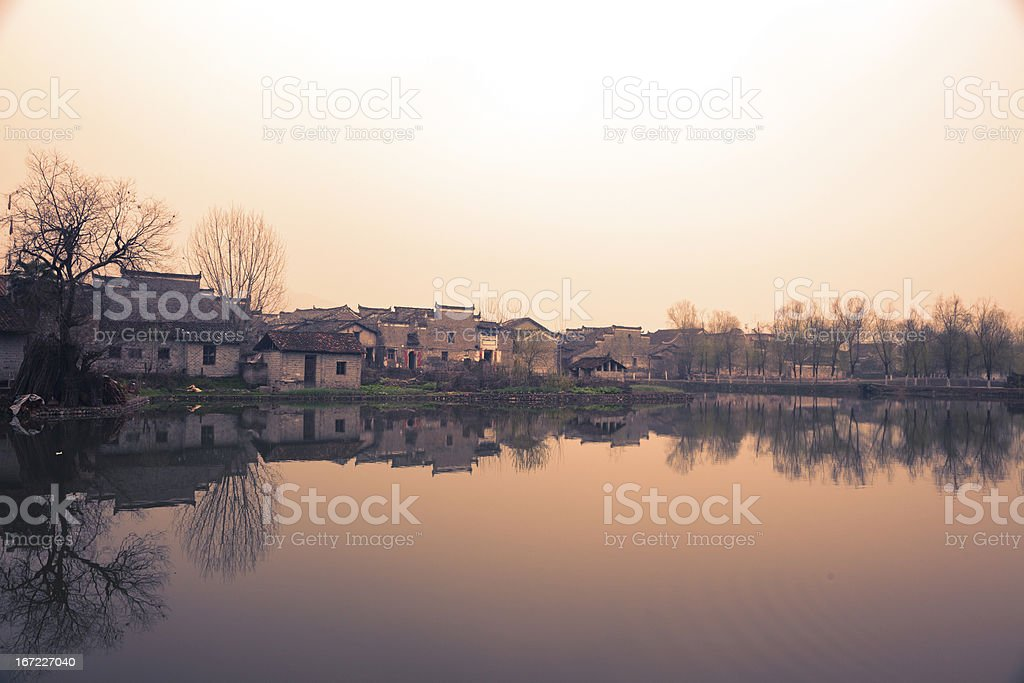 Liukeng Fuzhou royalty-free stock photo