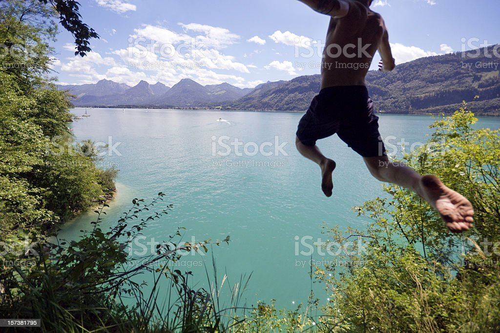 Live a Little! stock photo