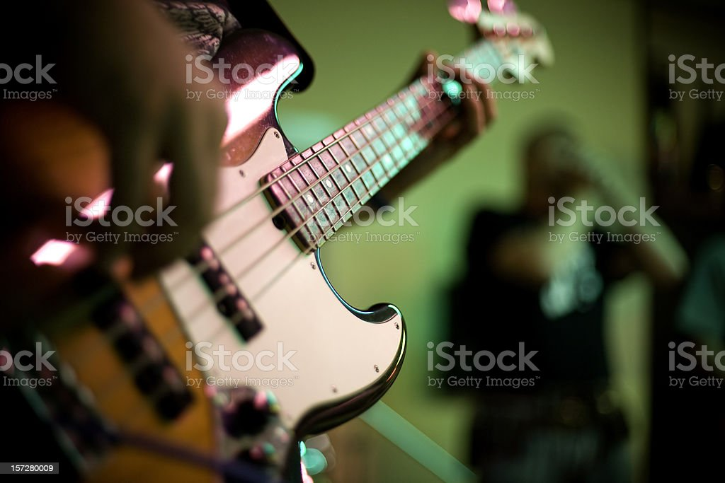 Live Concert royalty-free stock photo