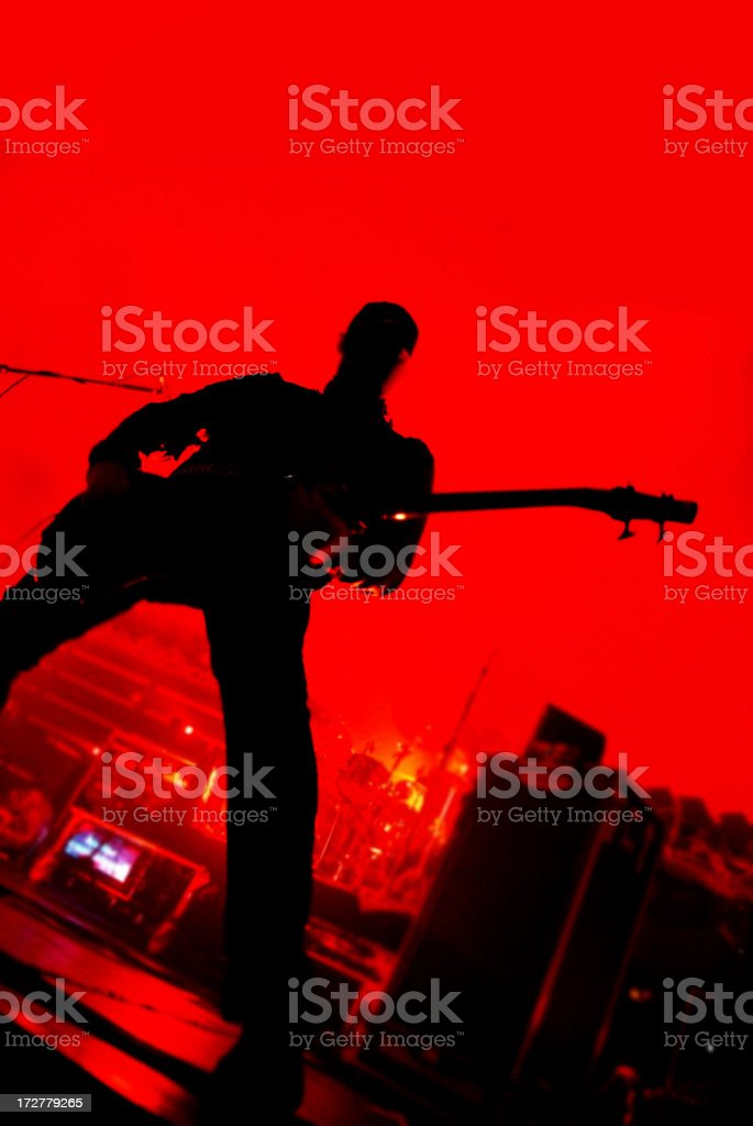 Live Music stock photo