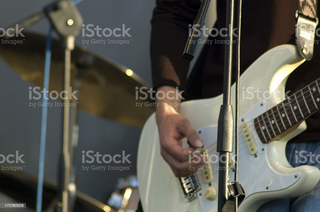 live performance royalty-free stock photo