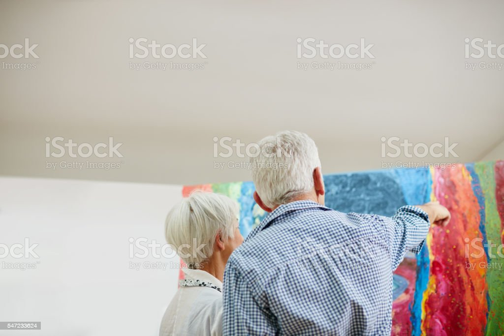 Live to express not to impress stock photo