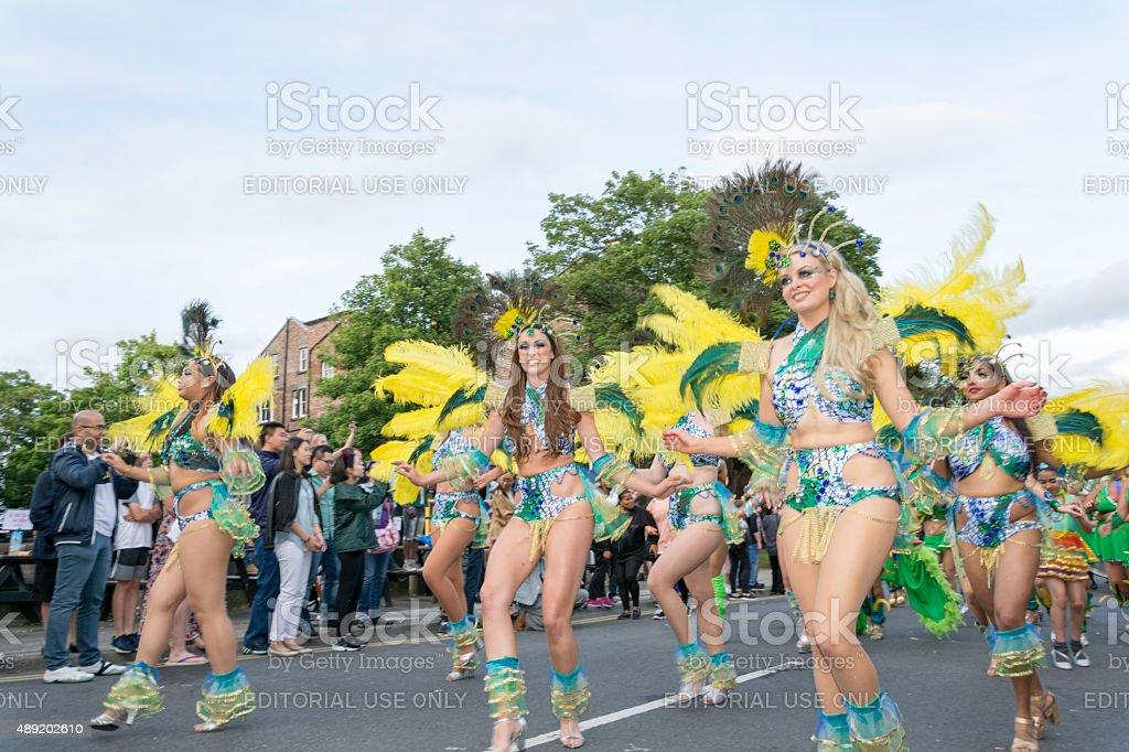 Liverpool Brazilica stock photo