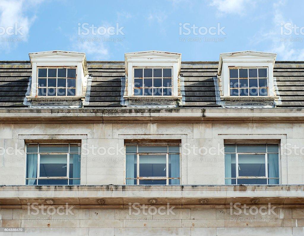 Liverpool building architecture stock photo