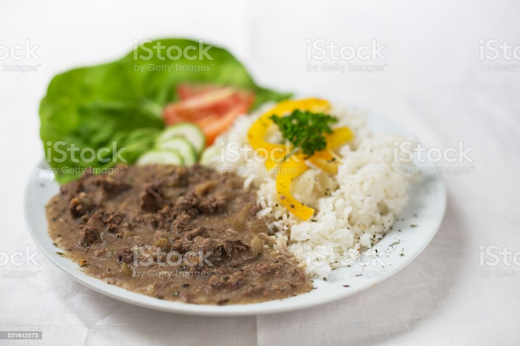 Livers royalty-free stock photo