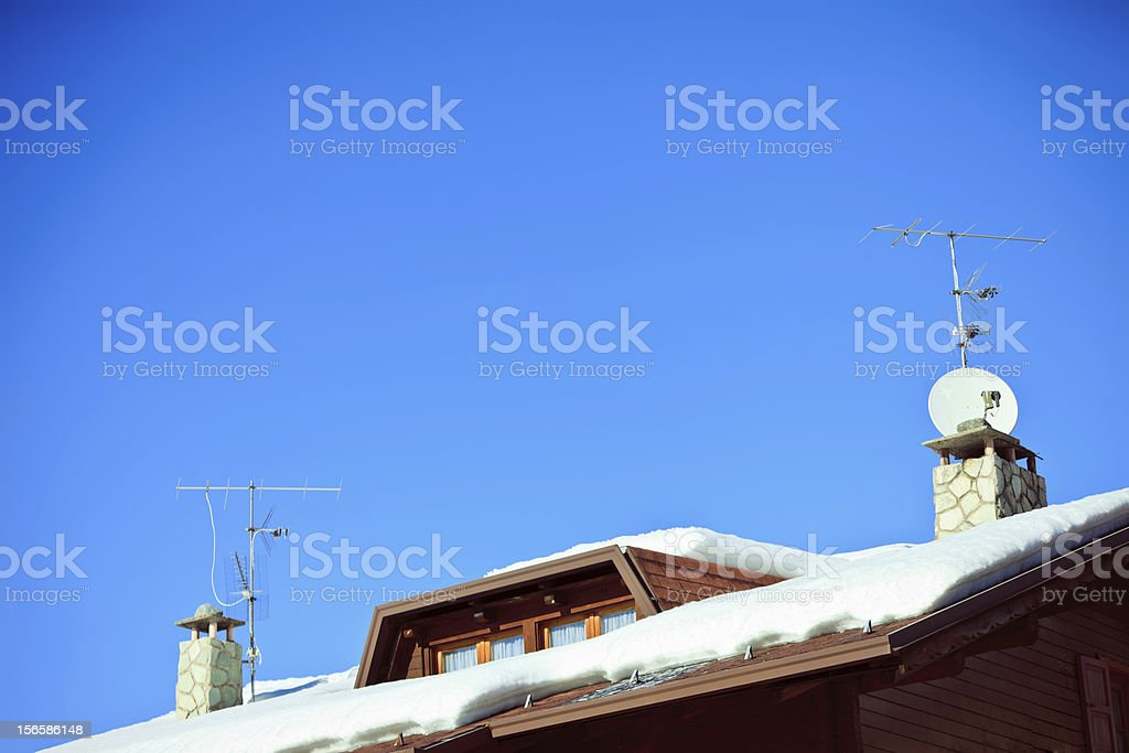 Livigno, Italy royalty-free stock photo