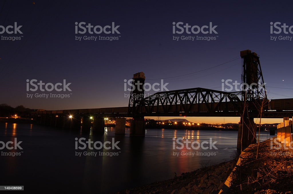 Livin up high royalty-free stock photo