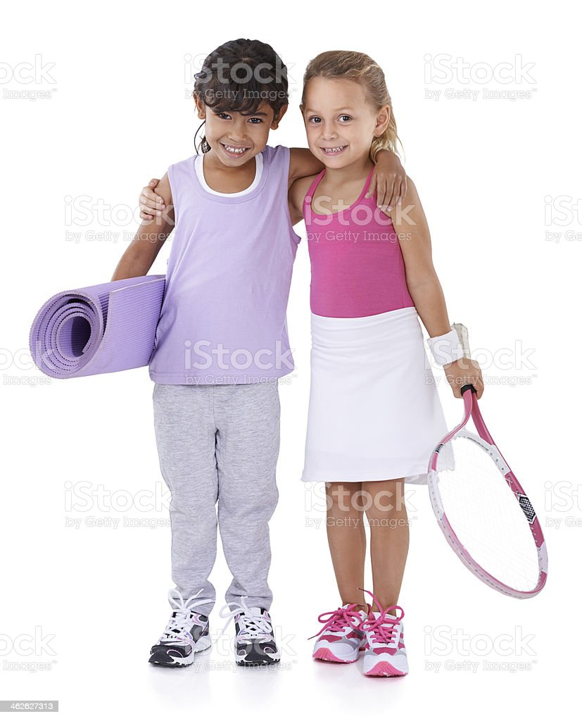 Living a healthy life right from the start royalty-free stock photo