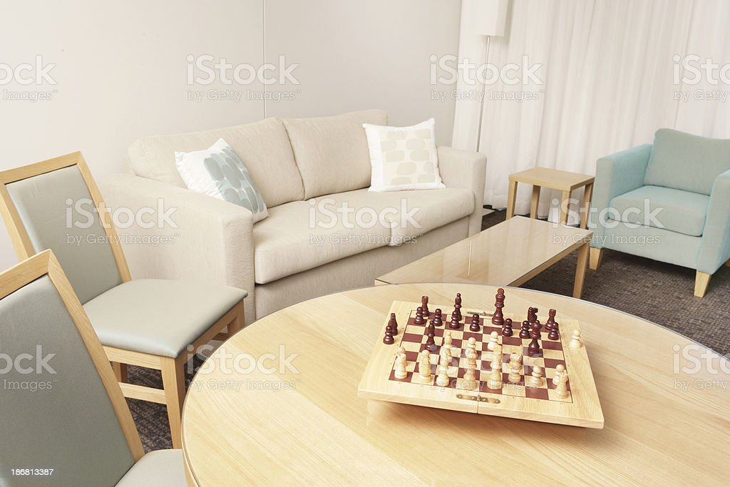 Living areas royalty-free stock photo
