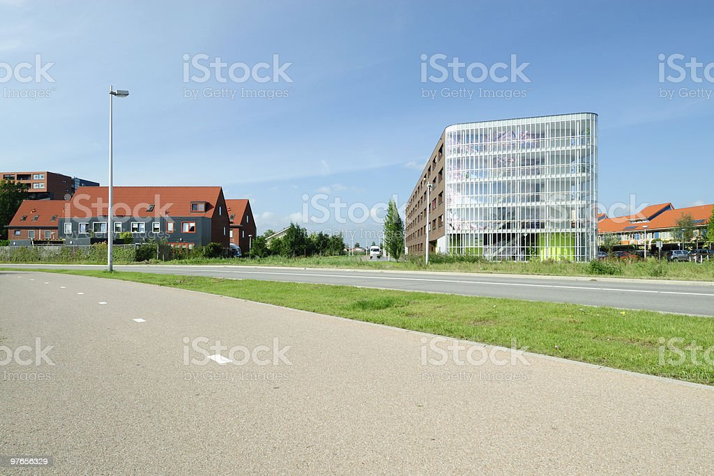 Living in the Netherlands royalty-free stock photo
