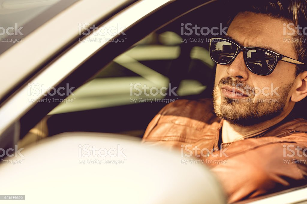 Living life on my own terms! stock photo
