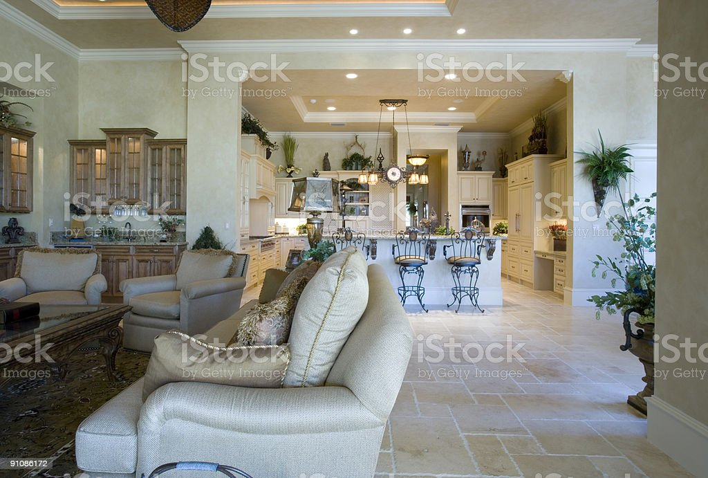 Living Right royalty-free stock photo