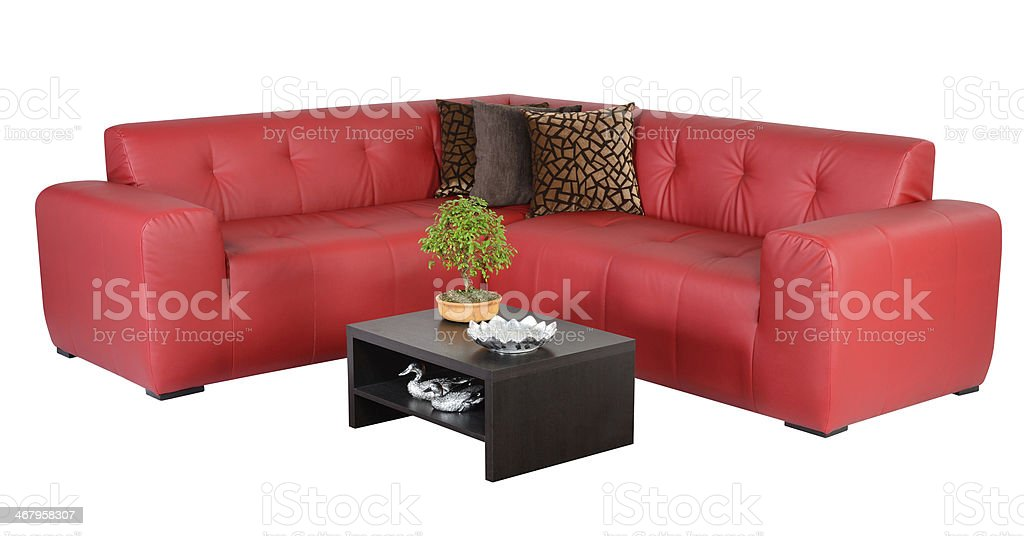 Living room furniture. Series, see more..... stock photo