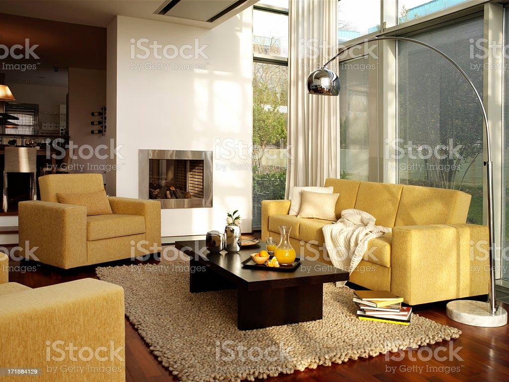 Living Room royalty-free stock photo