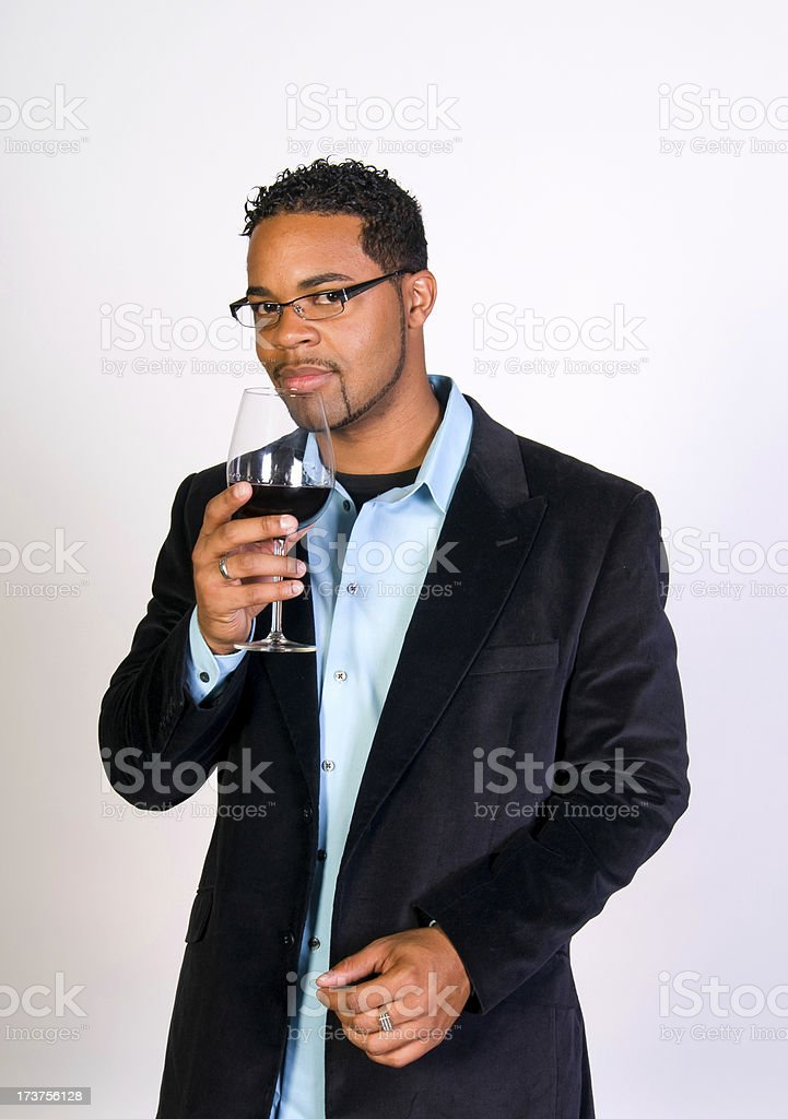 Living the Good Life royalty-free stock photo
