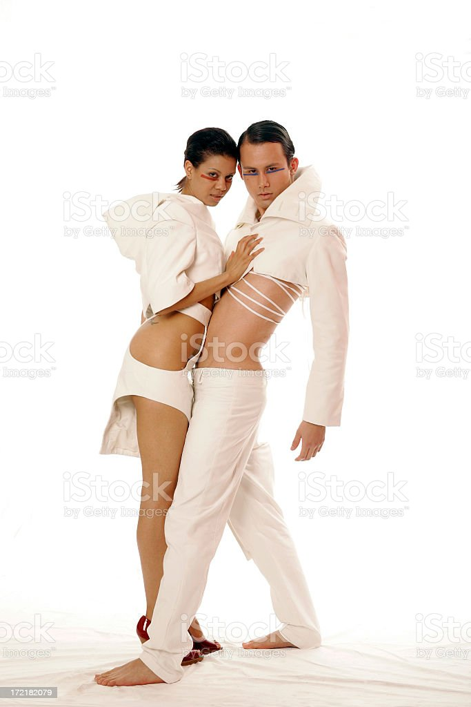 Living together royalty-free stock photo