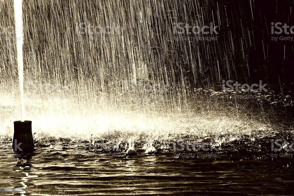 living Water royalty-free stock photo