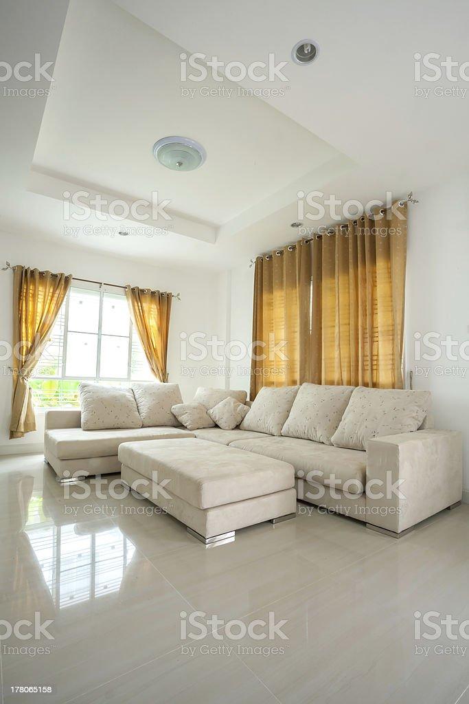 livingroom Interior royalty-free stock photo