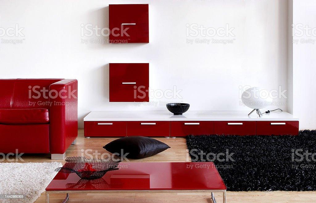 living-room royalty-free stock photo