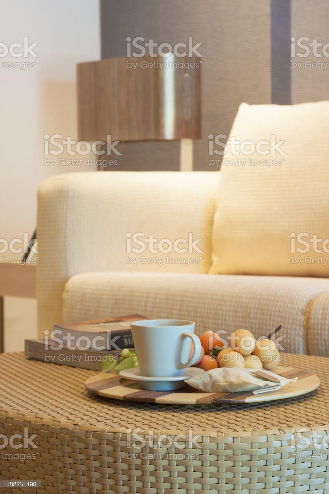 living-room royalty-free stock photo