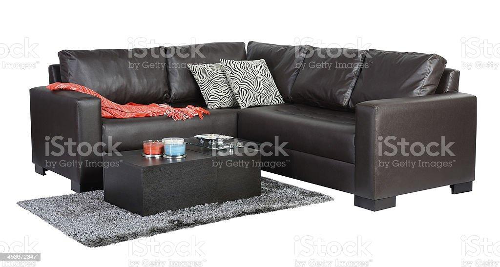 Livingroom set. stock photo