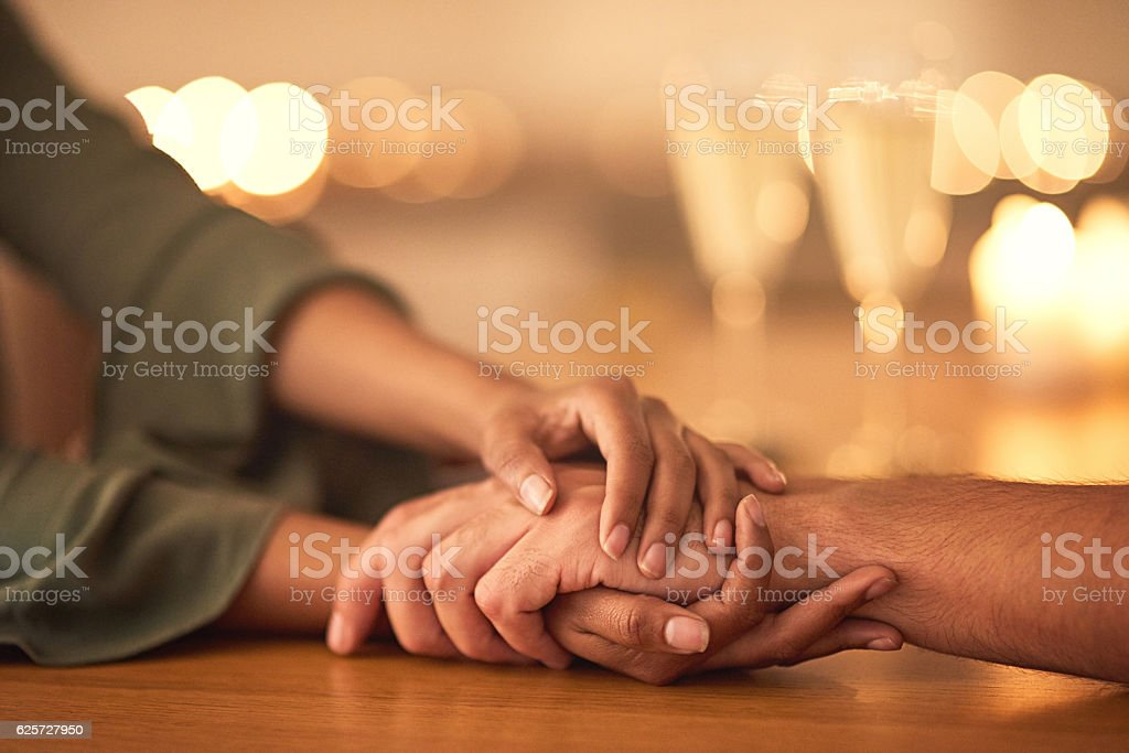 I'll always be here for you... stock photo